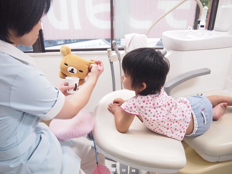 お子さまの治療について